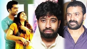 Simbhu's Triple Action in TIN Director's Next