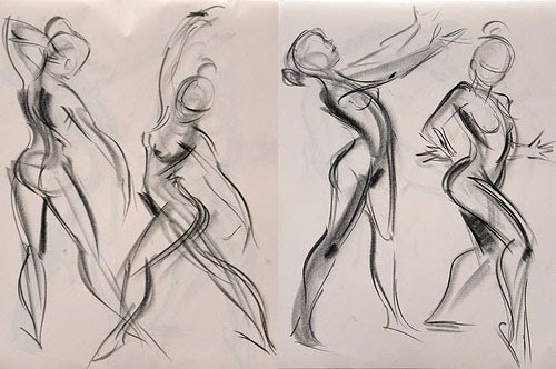 Simple Line Art Example : Kyle hale design concepts gesture line
