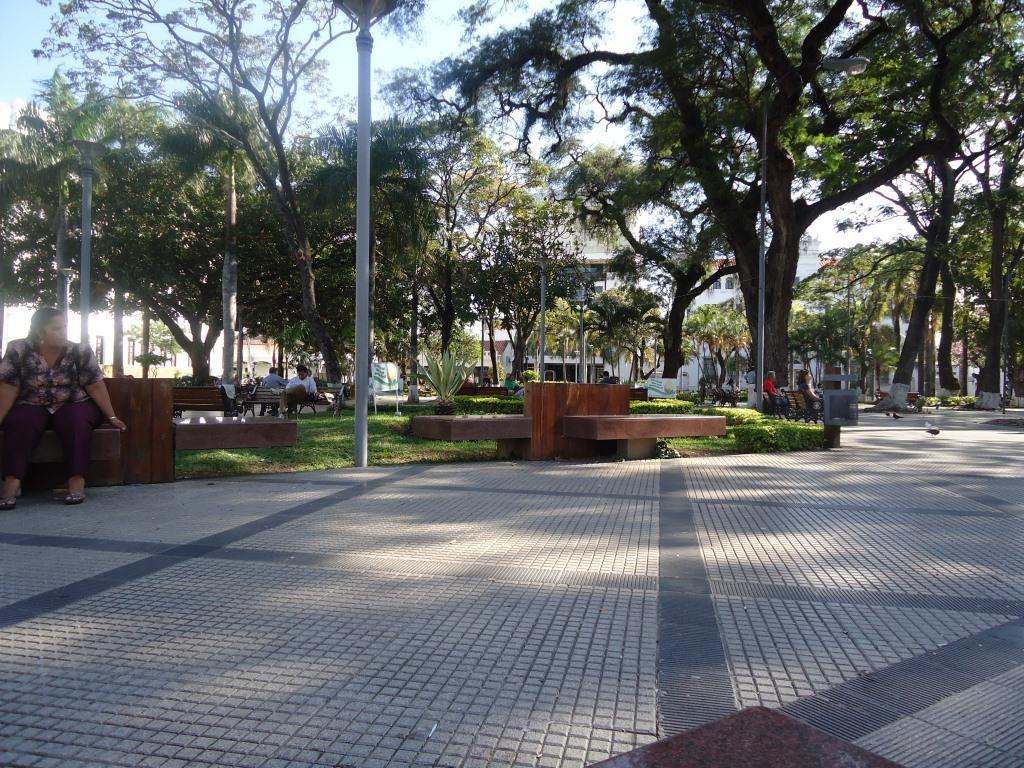 Municipios de Santa Cruz