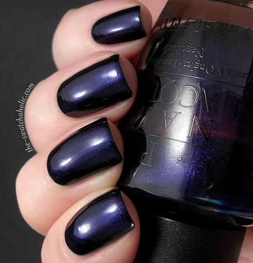 Blog Logo: Glam Nails: 5 Fall Gel/Shellac Nail Polish Colors