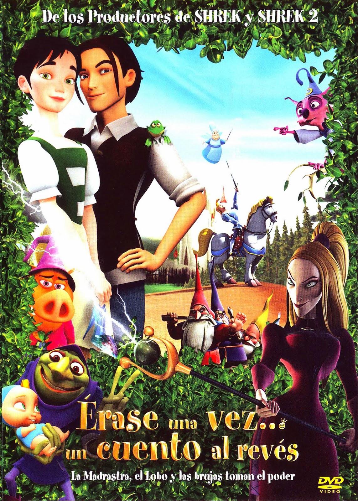 Erase Una Vez… Un Cuento Al Revés (2006)