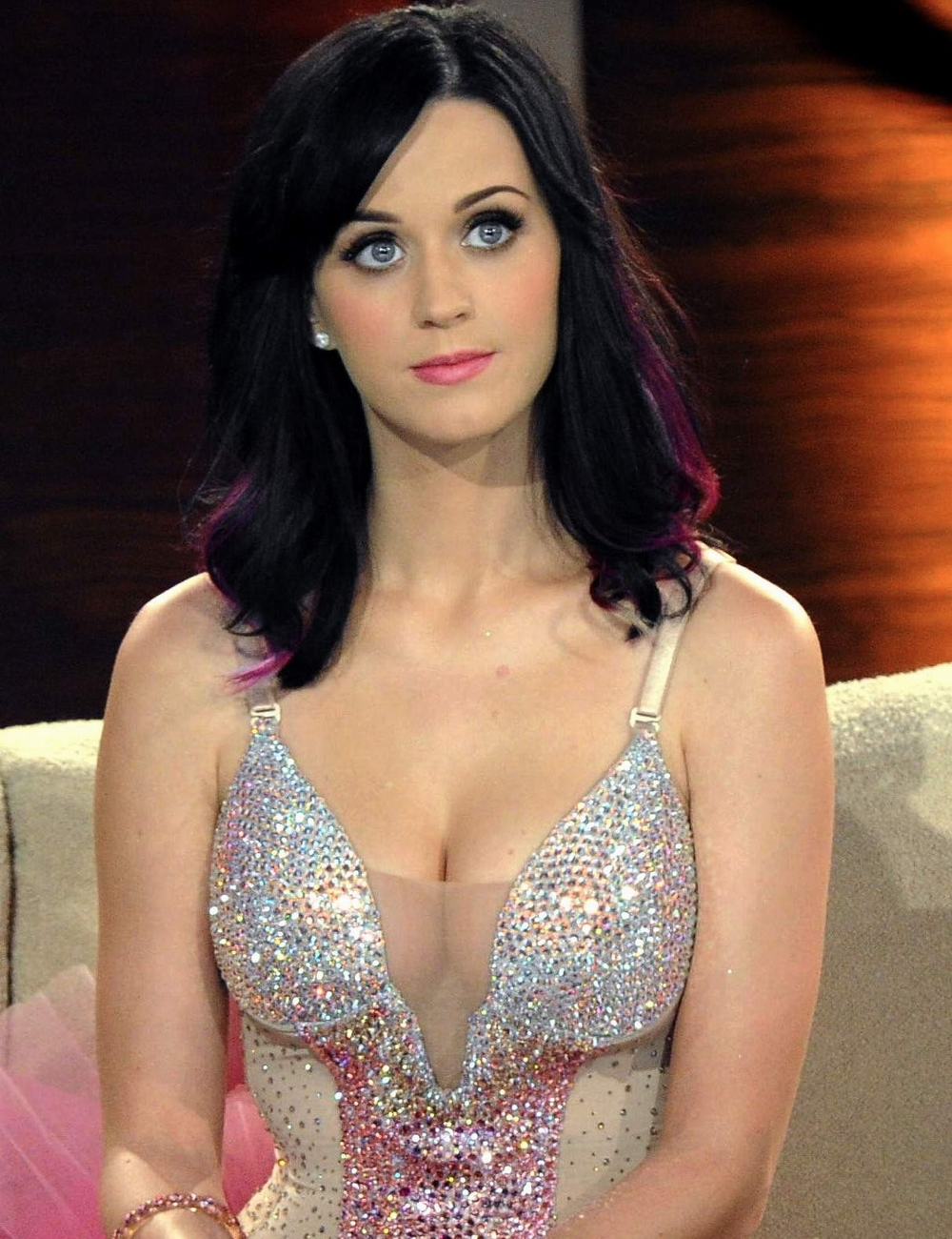 Nude katty perry wrong with