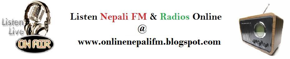 Nepali fm | Online Nepali Fm | Listen Nepali Fm | Nepali Radio Online