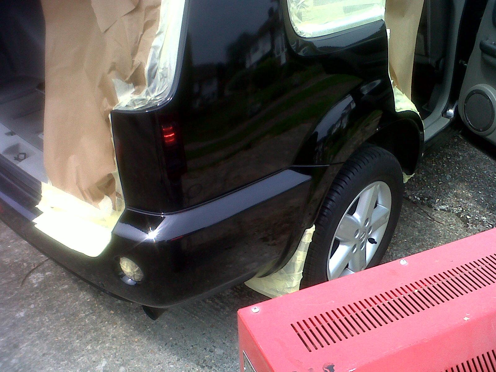 Car paint repair south east london 16