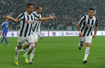 Juventus 2 - 0 Cesena (1)