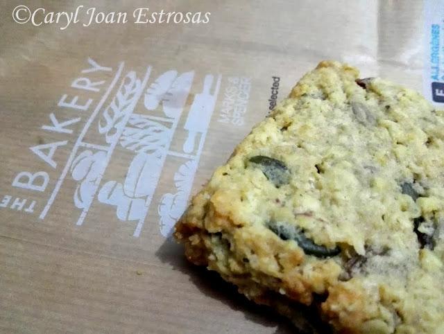 Hungry-pinay.blogspot.com: M&S Granola Squares