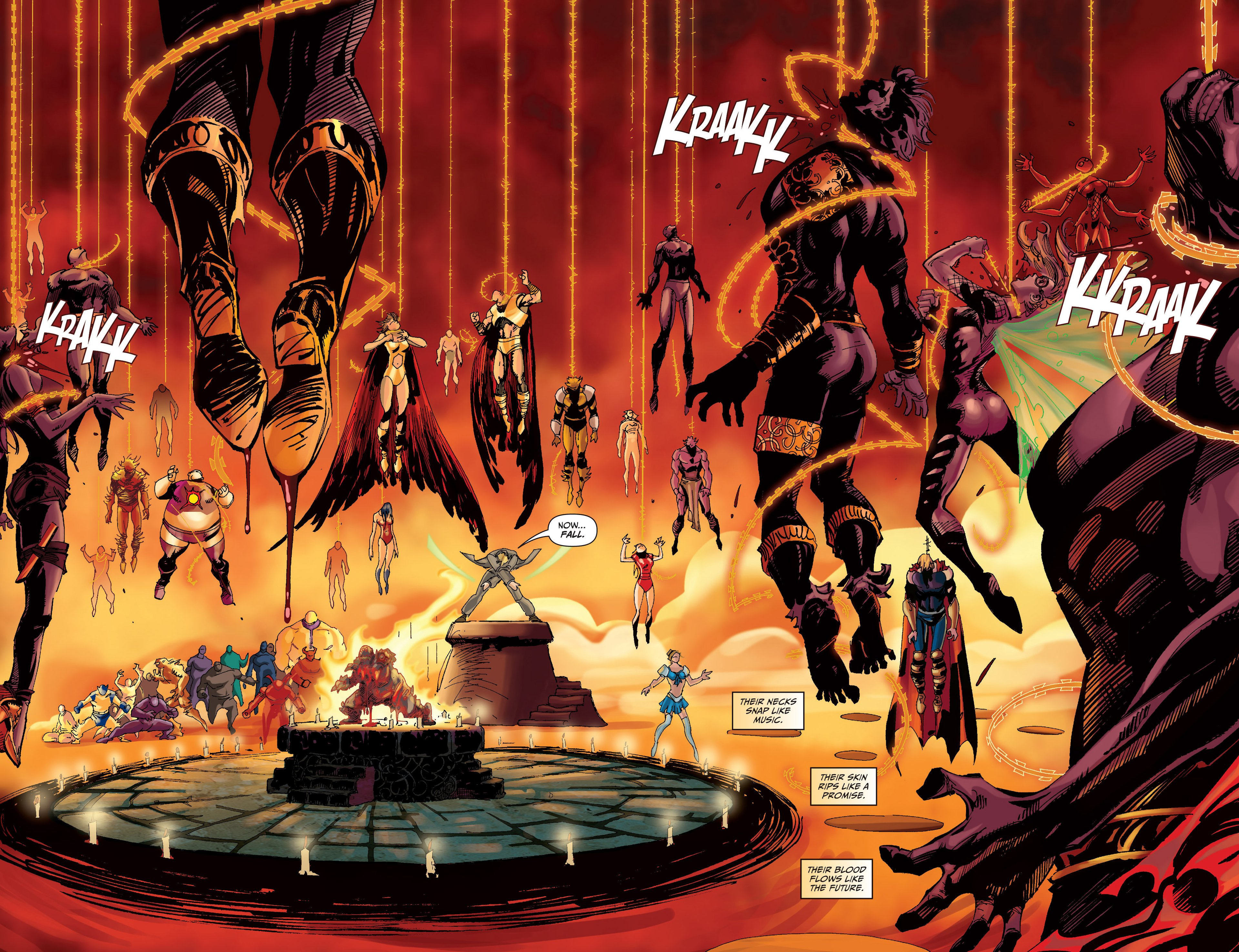 Grimm Fairy Tales (2005) Issue #88 #91 - English 19