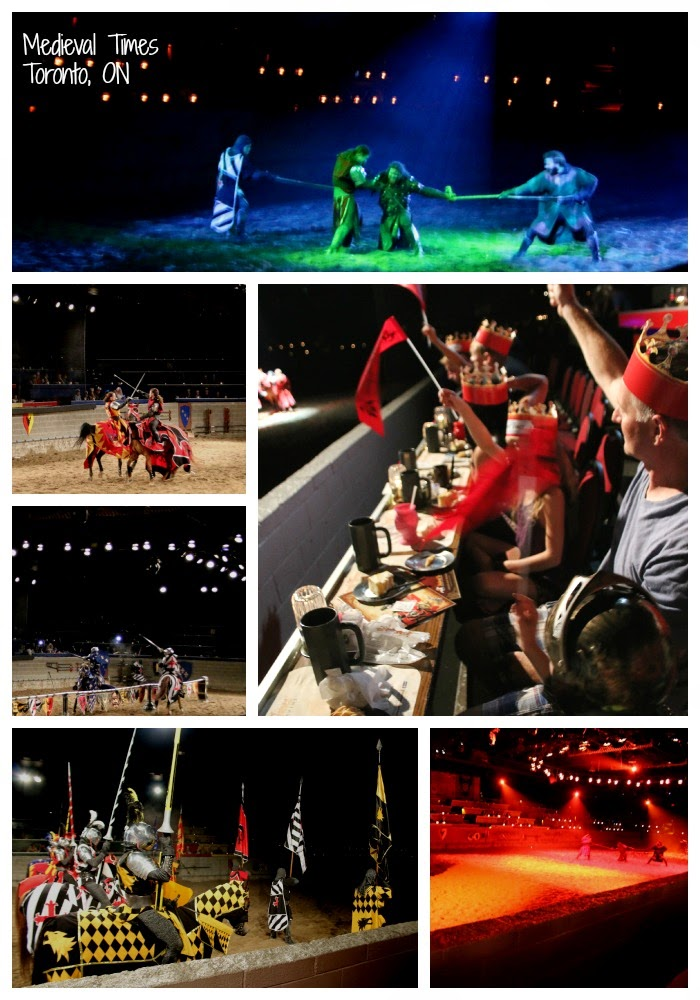 medieval times; toronto; caa