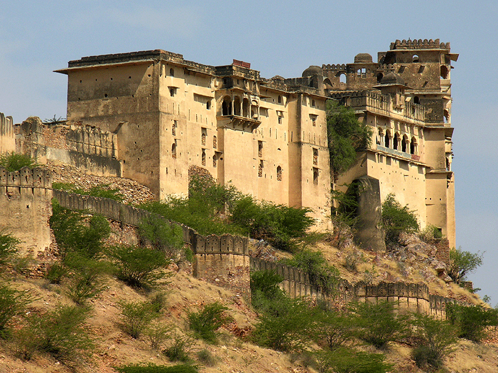 Tonk India  city images : Kakor fort, Tonk, Rajasthan ~ Popular Temples of India