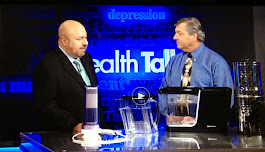 Appearing on FoxNewsHeath in New York to discuss home water filters