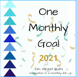 One Monthly Goal 2021