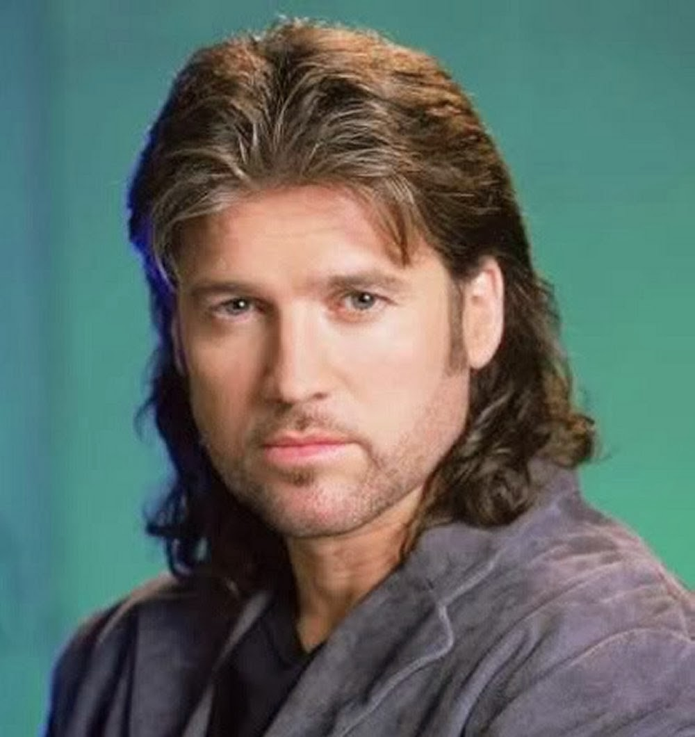 Popular Mens Hairstyles 80s : Long hairstyles for men