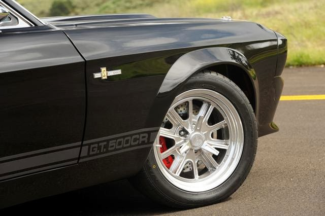 1967 Mustang Fastback >> 1967 Ford Mustang Shelby GT500CR | Auto Restorationice