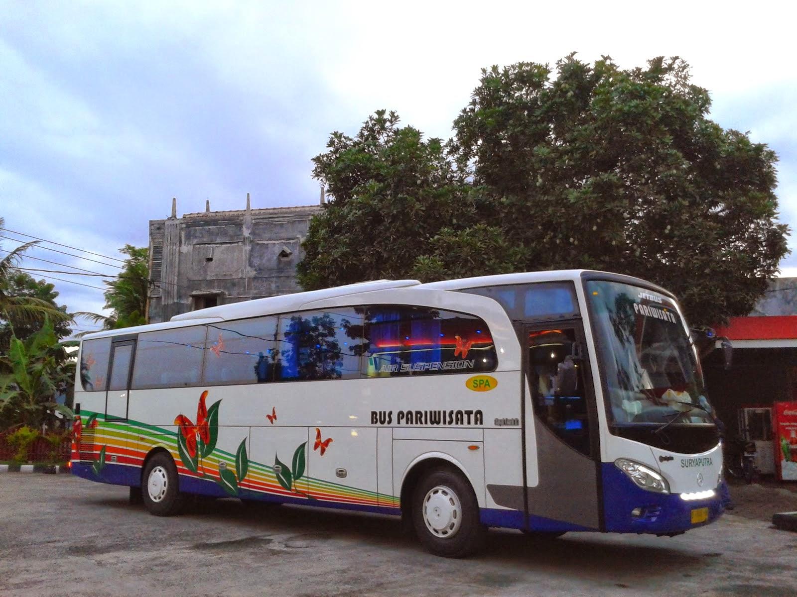 Sejarah Berdirinya Surya Putra - Jet Bus