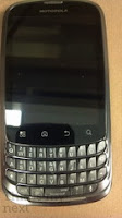 Motorola Android phone codenamed Pax