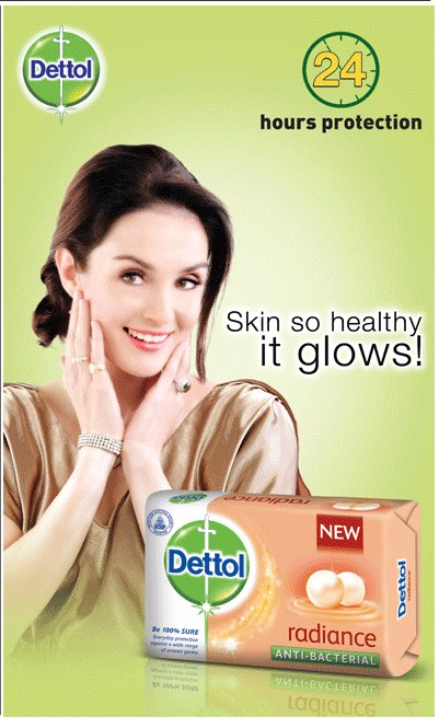 advertising dettol Good advertising and bad advertising aren't much different than each other in fact, with a few tweaks in the message or the lens you are creating an ad through.