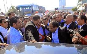 Mondher Zenaidi de retour en Tunisie (Video)
