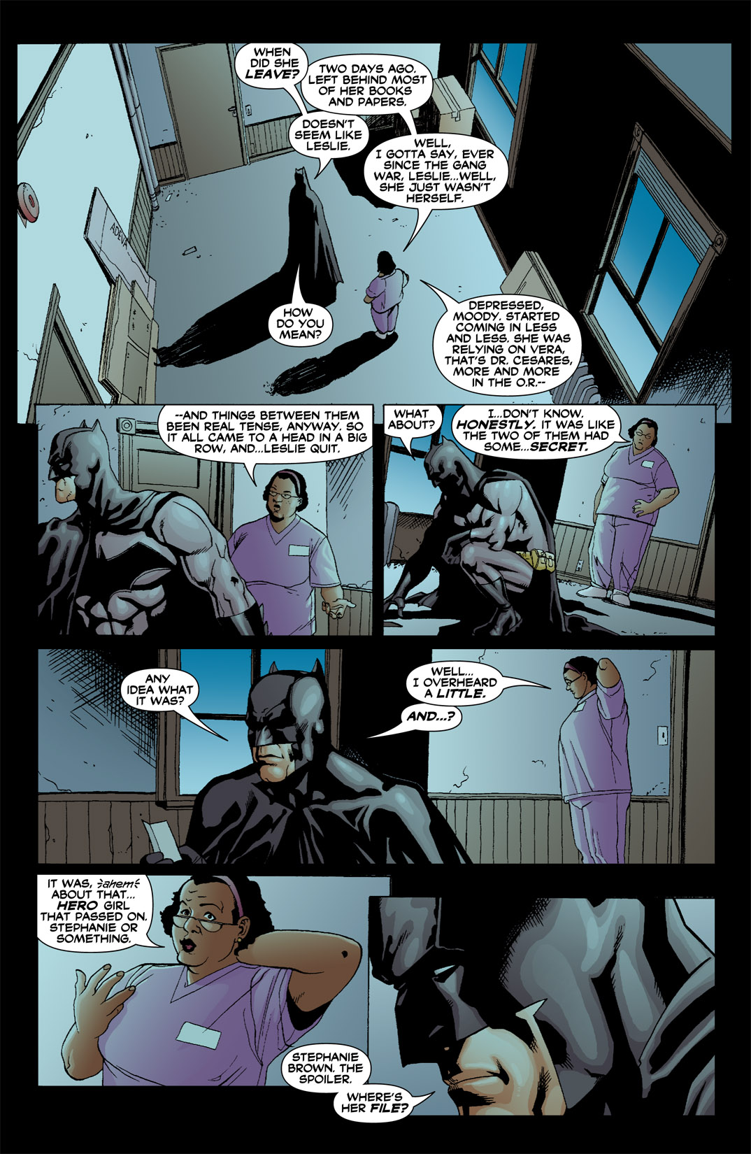 Detective Comics (1937) Issue #809 Page 13