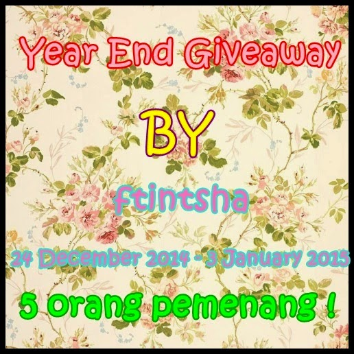 Year End Giveaway,Giveaway