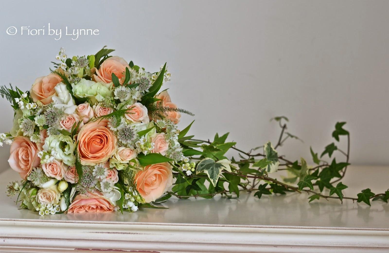 Wedding Flowers Blog Carolines Garden Look Apricot And Green