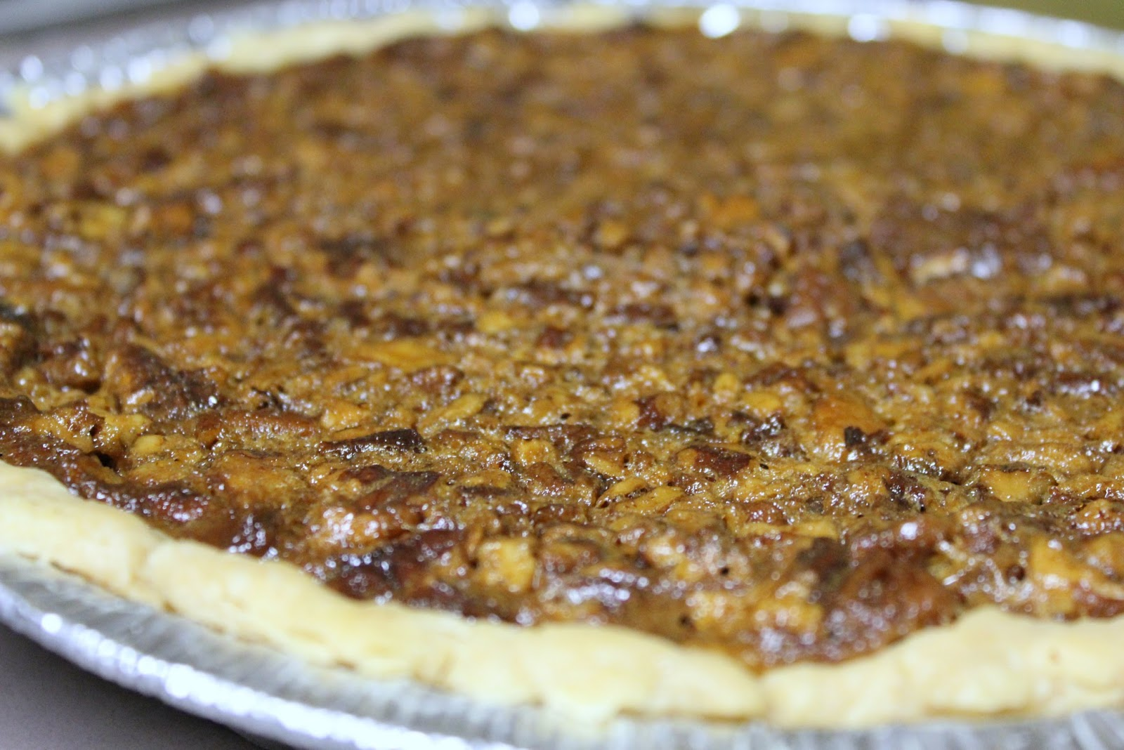 The Woman at the Well: Pioneer Woman Pecan Pie...Again