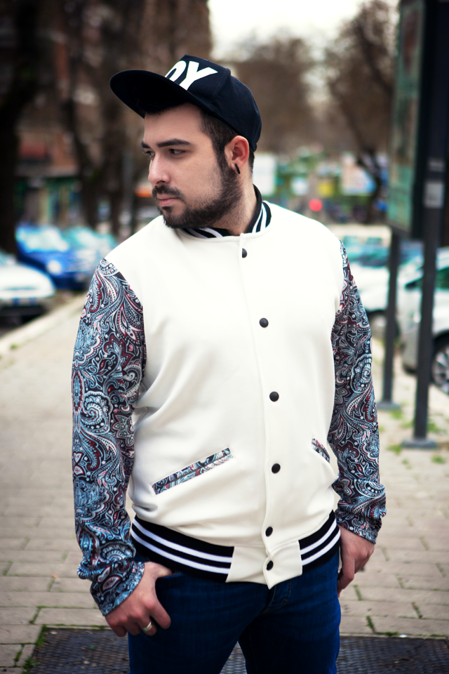 Outfit, Fashion blogger, Guy Overboard, Boy London, Close-Up