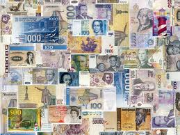 List of Currencies of the World