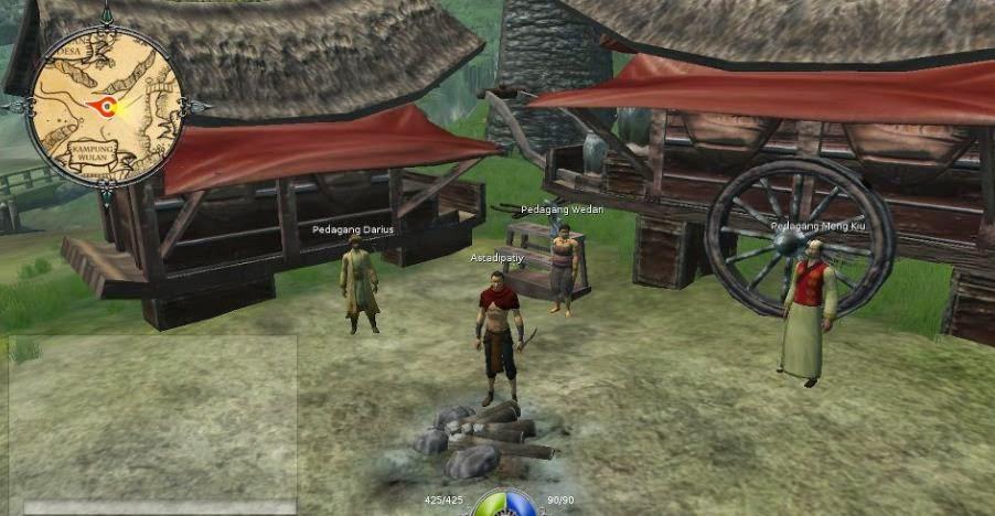 nusantara online sangkuriang screenshot