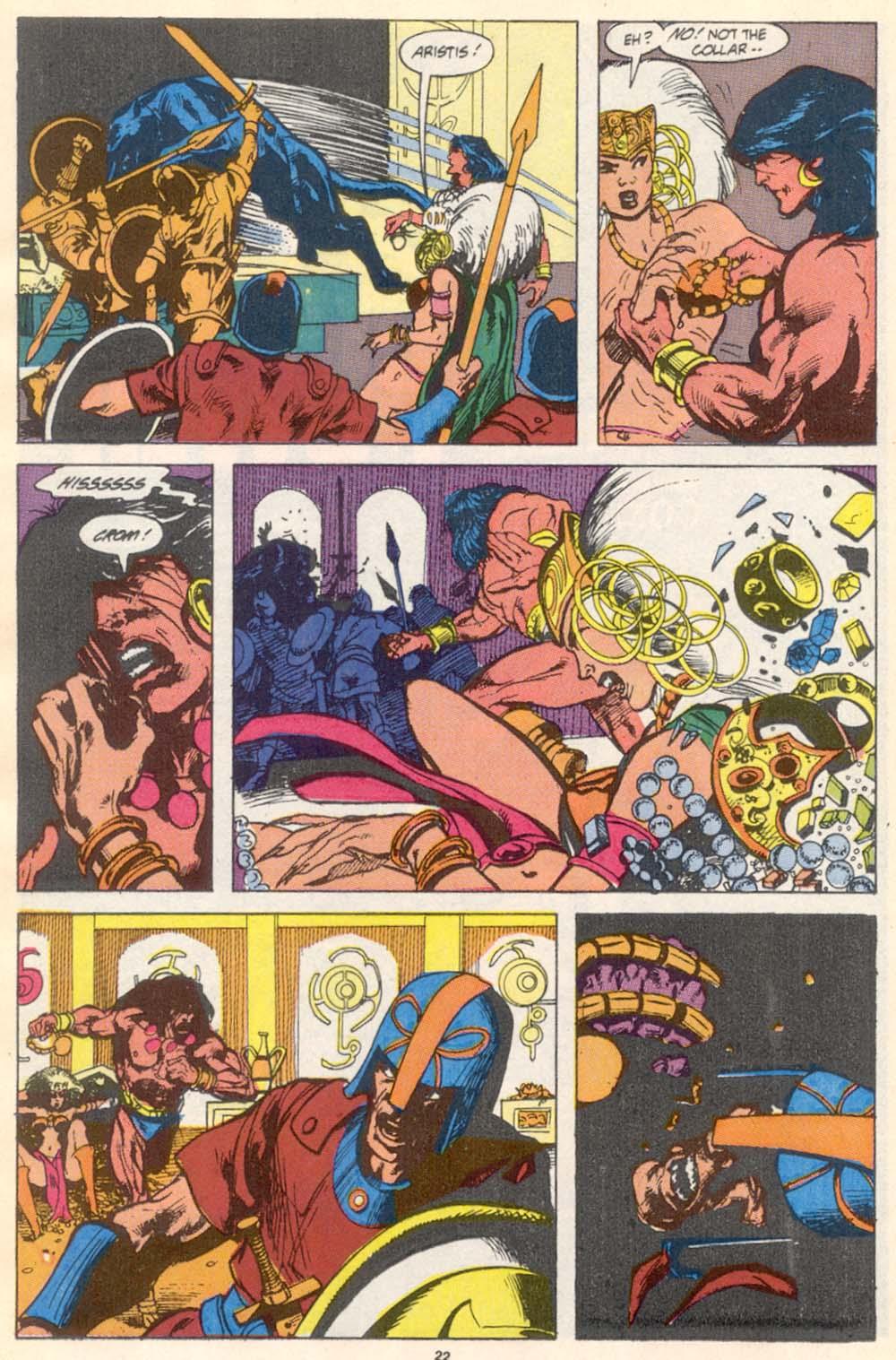 Conan the Barbarian (1970) Issue #226 #238 - English 18