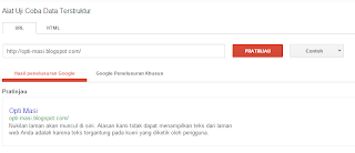 Tutorial Lengkap Optimasi Dasar Blogspot