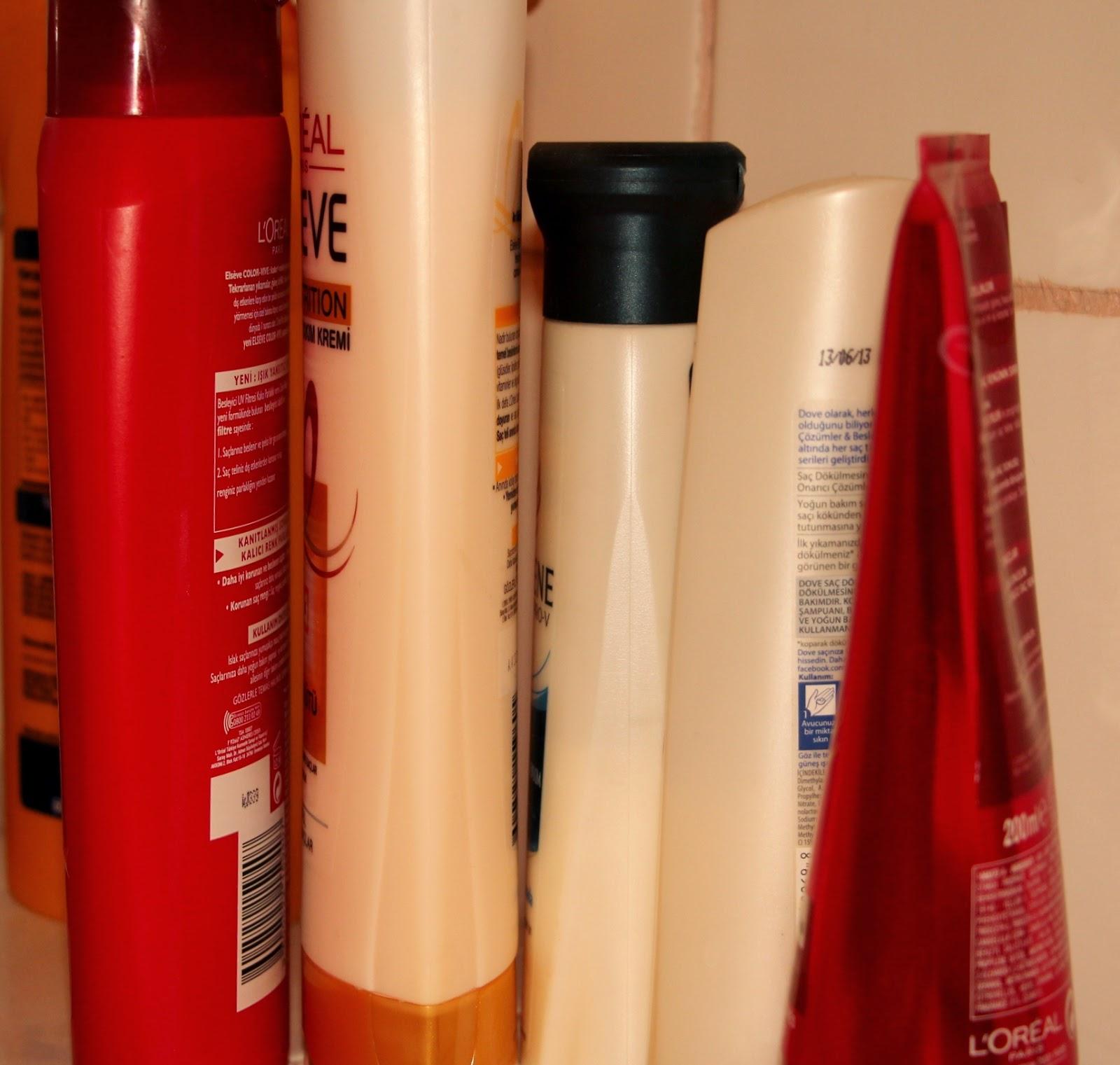 Evde Yapılacak Şampuan Tarifleri