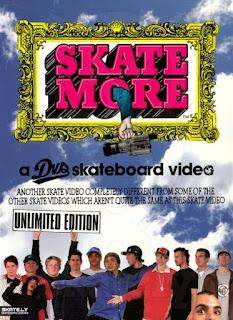 skaternoise DVS - Skate More