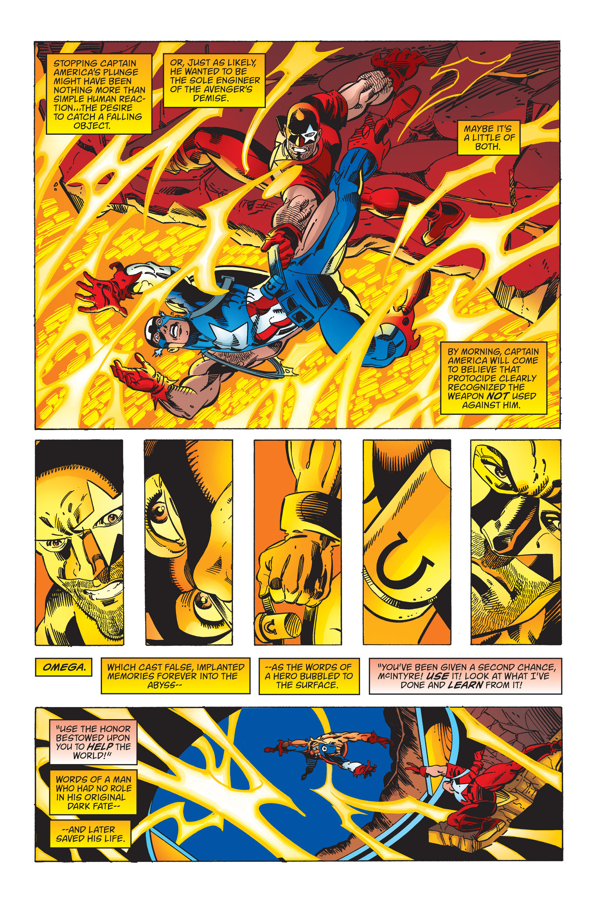 Captain America (1998) Issue #38 #45 - English 22