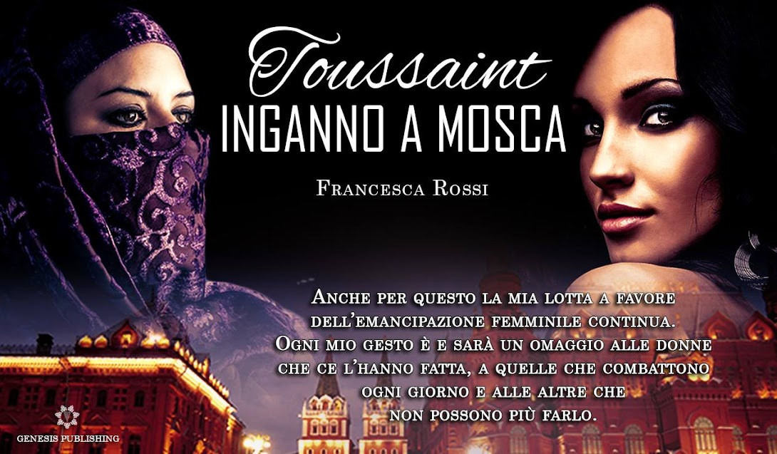 "Pagina ""Toussaint. Inganno a Mosca"""