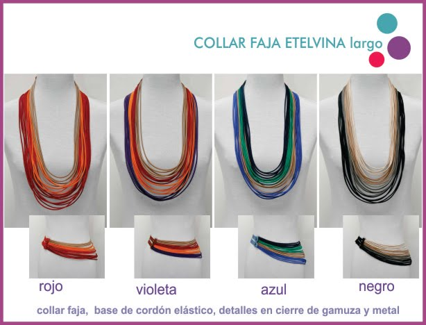 COLLAR ETELVINA LARGO