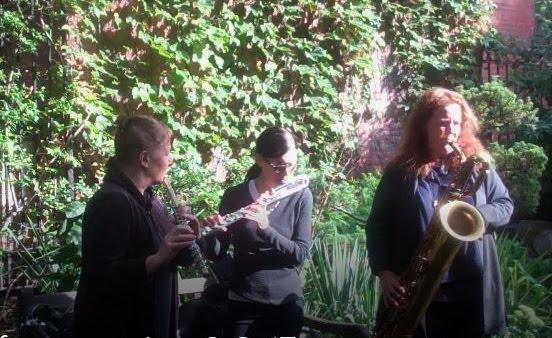 Musique Libre Femmes Trio