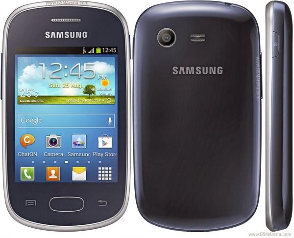 Harga dan Spesifikasi Samsung Galaxy Star S5280