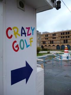 Fella's Crazy Golf in Weston-Super-Mare