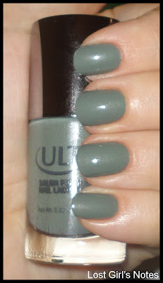 ULTA army of 1 nail polish swatches and review