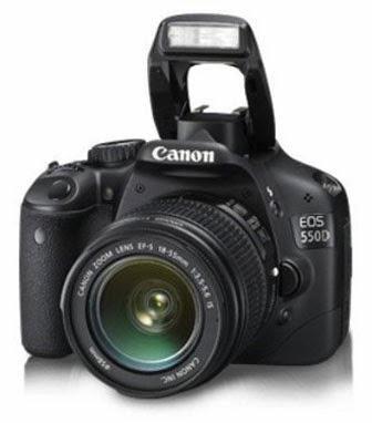 Gambar Kamera Canon EOS 550D