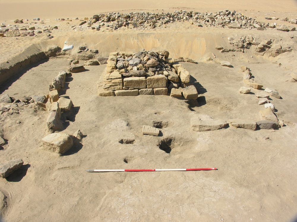 Remains of 16 Kushite pyramids discovered in Sudan