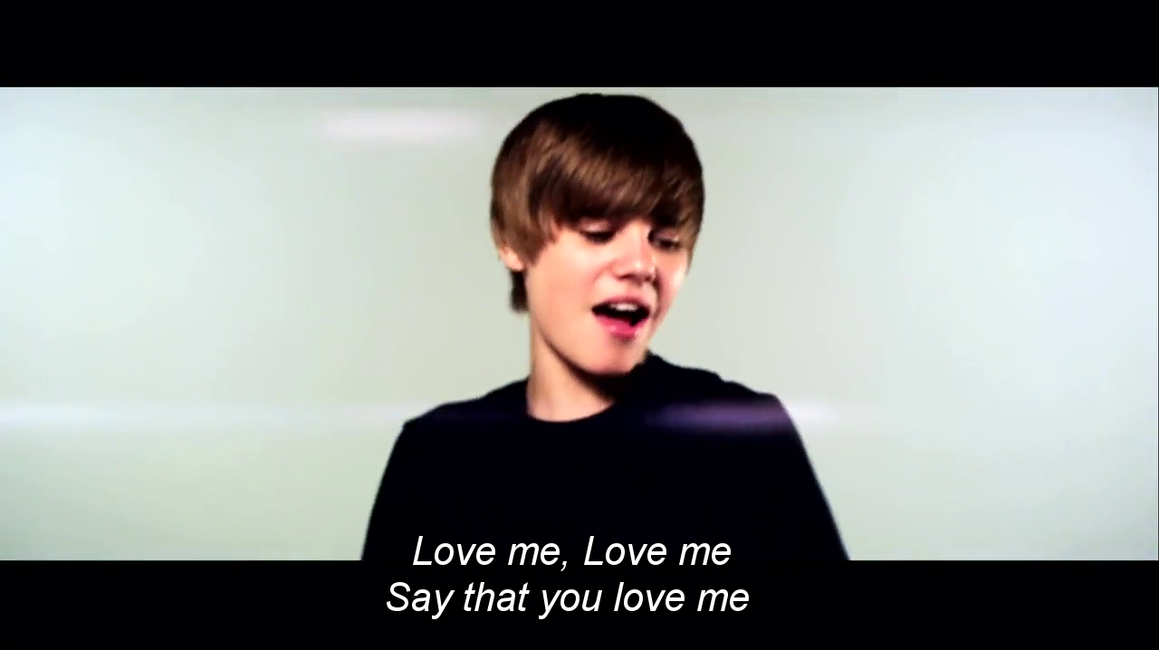 love me song:
