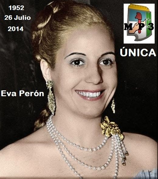 EVA DUARTE DE PERÓN.