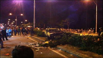 tragedi drag racing himpunan belia 2012