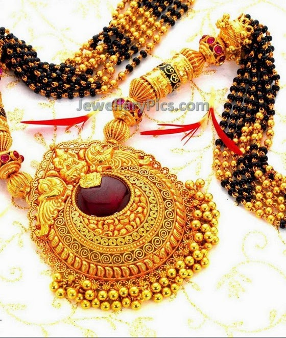 grand mangalsutra design
