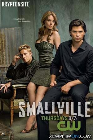 Thị Trấn Smallville 8 Full Tập Trọn Bộ Lồng tiếng
