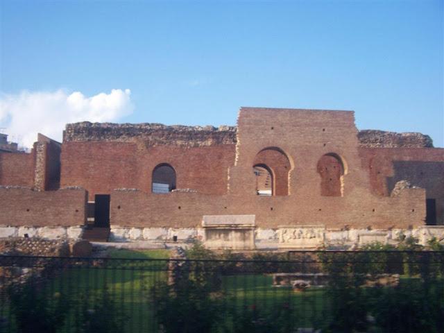 Patras; Roma dönemi Odeon yapısı