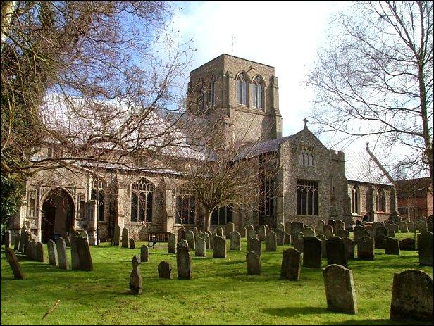 Dereham United Kingdom  city photos gallery : ... Nicholas Churches Around the World Dereham, Norfolk, United Kingdom