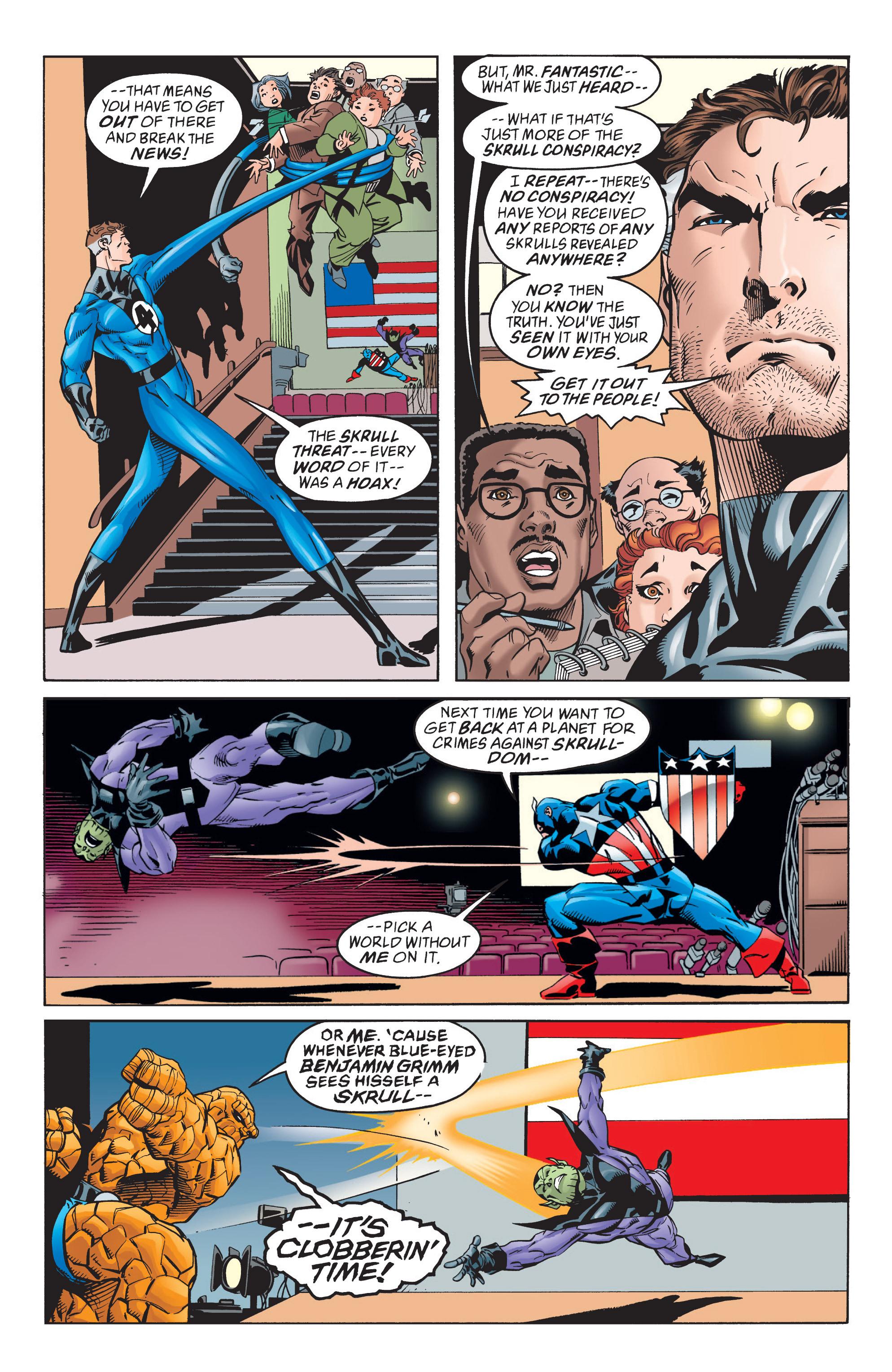 Captain America (1998) Issue #7 #10 - English 16