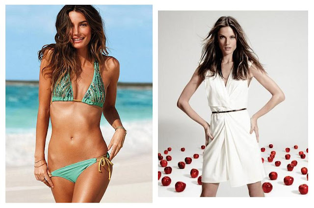 Victoria's Secret Angels Lily Aldridge and Alessandra Ambrosio are expecting a visit from the stork!